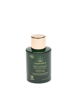 SÉRUM HYDRATANT CHANVRE BIO 30 ML